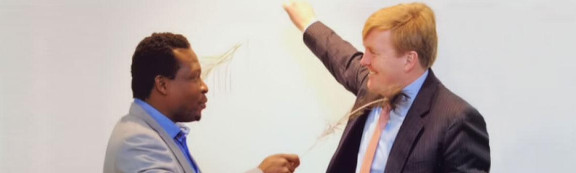 Charles-met Koning Willem-Alexander